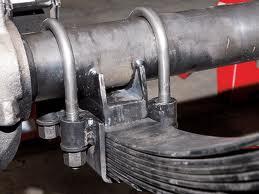 Bu lông chữ U gông ống nước